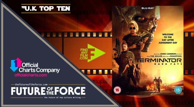 The Official Film Chart | The U.K Top Ten (11th March)