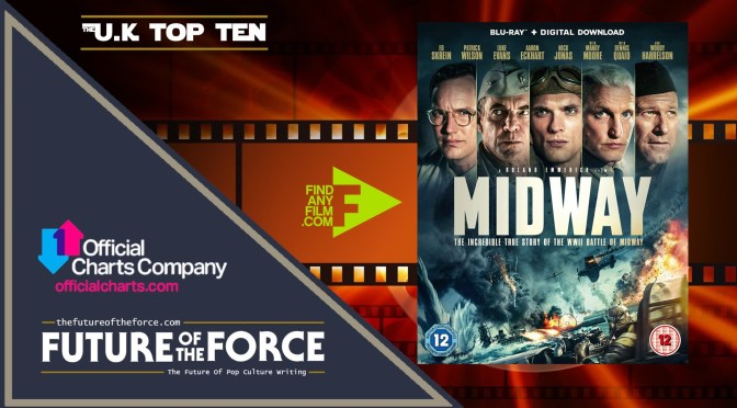 The Official Film Chart |The U.K Top Ten (18th March)