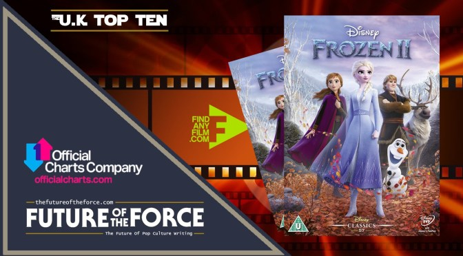 The Official Film Chart | The U.K Top Ten (25th March)