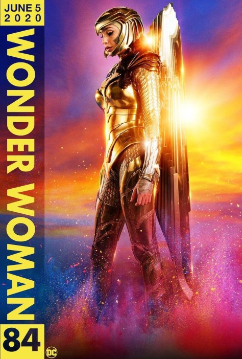 Wonder Woman 1984 Poster 1