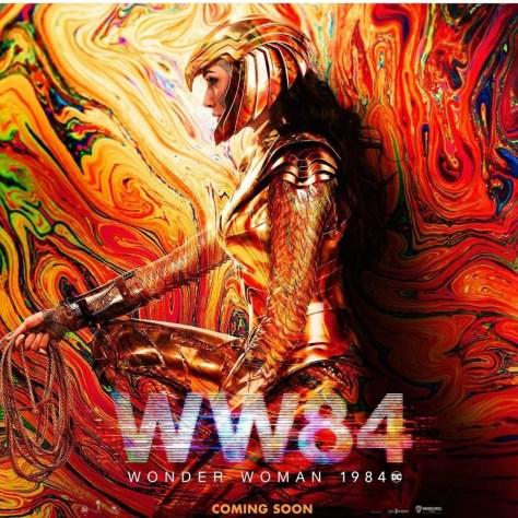Wonder Woman 1984 Poster 3