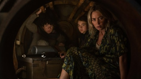 A Quiet Place Part II Pushed Back By Coronavirus