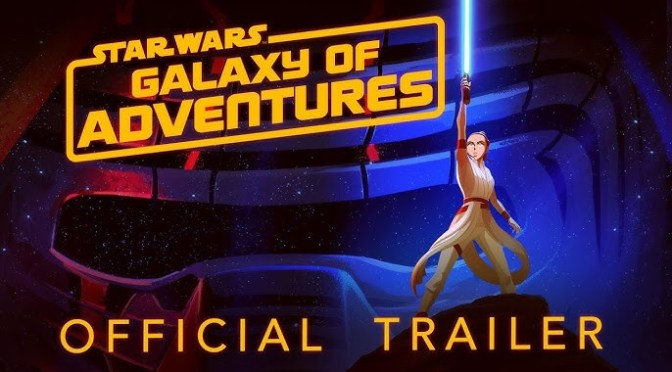 Star Wars: Galaxy Of Adventures Official Season Two Trailer