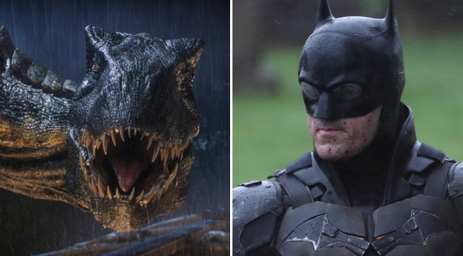 Coronavirus Affects Jurassic World, The Batman, and More…