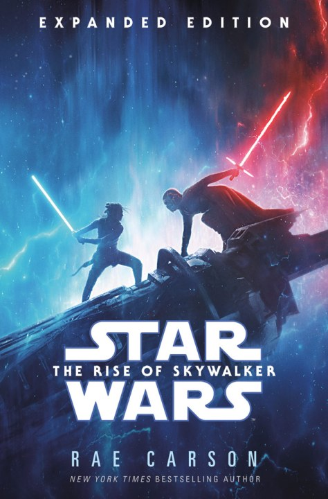 Star Wars: The Rise Of Skywalker Novelization Cover