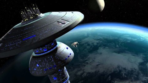 Star Trek III: The Search For Spock - Returning To Port