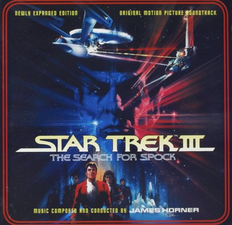 Star Trek III: The Search For Spock Soundtrack