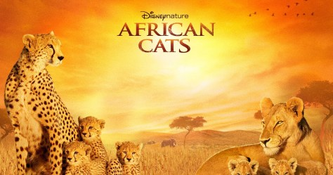 African Cats - Disneynature
