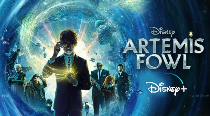 'Artemis Fowl' Will Arrive on Disney+ This June!