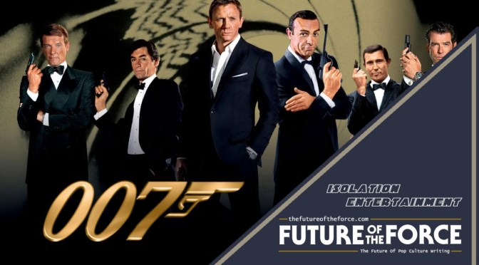 Isolation Entertainment | The James Bond Anthology