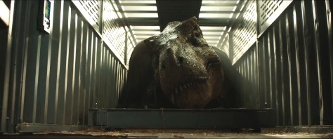 Jurassic World Fallen Kingdom Tyrannosaurus Rex