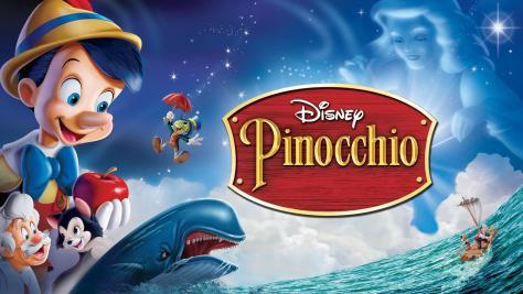 Pinocchio - Disney Plus