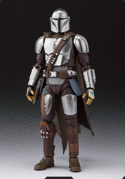 S.H. Figuarts Mandalorian Beskar Armor 001