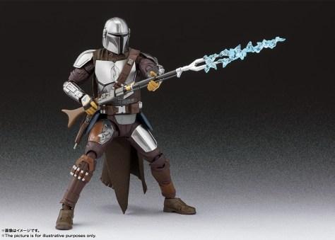S.H. Figuarts Mandalorian Beskar Armor 005
