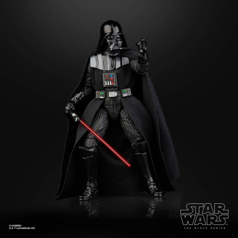 STAR WARS THE BLACK SERIES 6 INCH DARTH VADER Figure 001