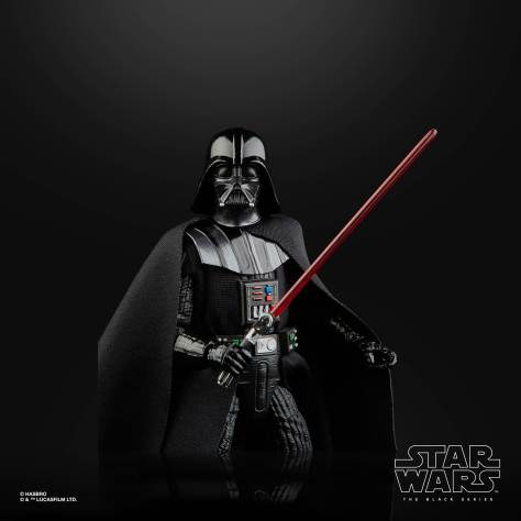 STAR WARS THE BLACK SERIES 6 INCH DARTH VADER Figure 003