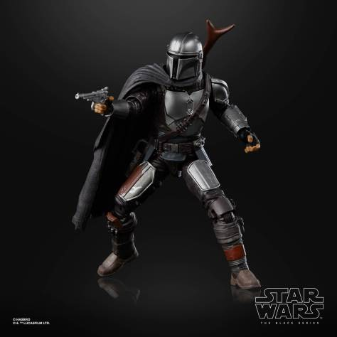 STAR WARS THE BLACK SERIES 6 INCH THE MANDALORIAN Figure 002