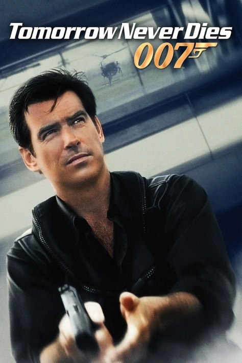 Tomorrow Never Dies - 007 Poster
