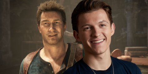 Uncharted - Tom Holland