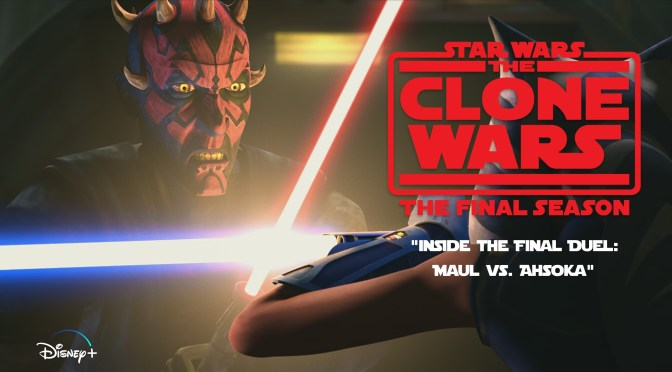 Inside the Final Duel: Maul vs. Ahsoka | Star Wars: The Clone Wars Featurette