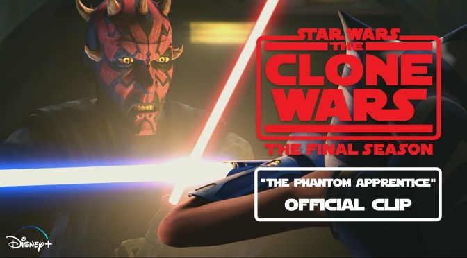 "Star Wars: The Clone Wars ""The Phantom Apprentice"" Official Clip"