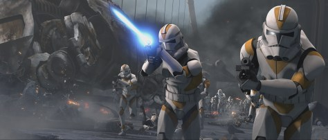 Star Wars: The Clone Wars 'Old Friends Not Forgotten' 1