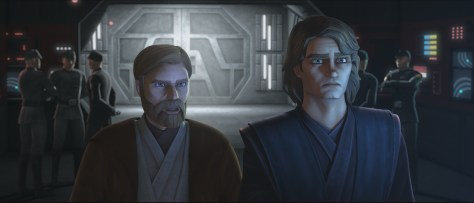Star Wars: The Clone Wars 'Old Friends Not Forgotten' 2