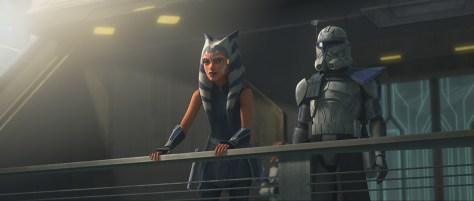 Star Wars: The Clone Wars 'Old Friends Not Forgotten' 4