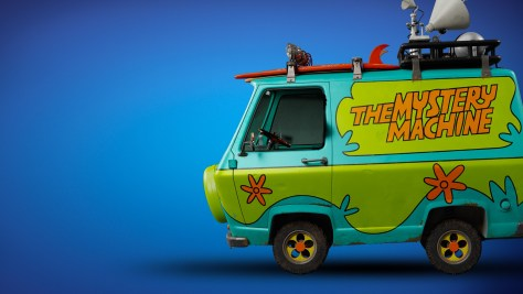 SCOOB The Mystery Machine