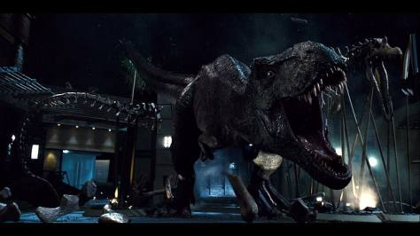 Jurassic World - Tyrannosaurus Rex