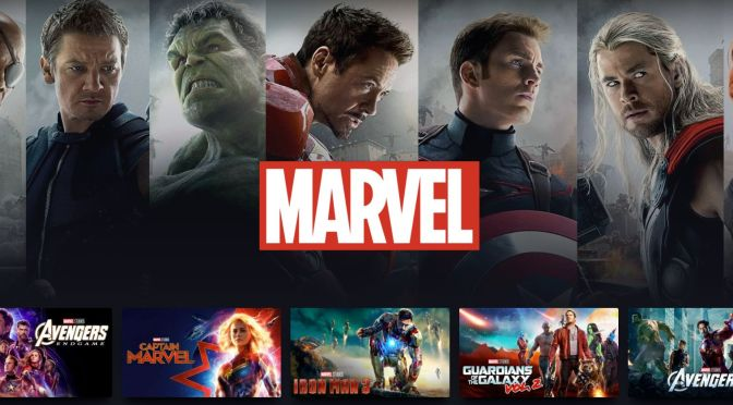 Disney+ | The Top 5 Things To Watch in the Marvel Category