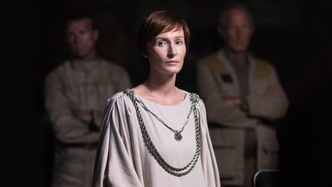 Mon Mothma - Rogue One A Star Wars Story