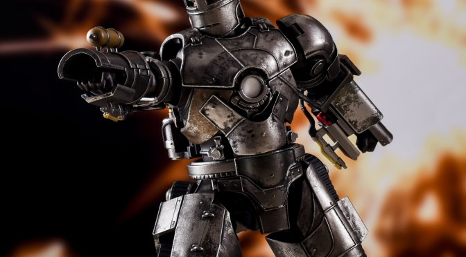 S.H. Figuarts | First Look At Iron Man MK-1