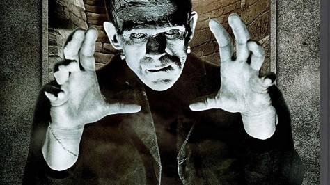 Universal Monsters - Frankenstein
