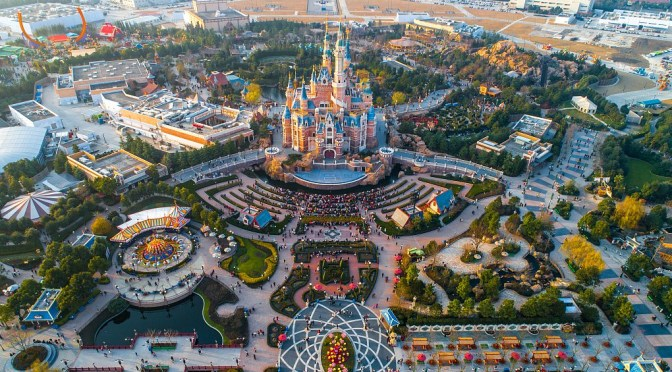 Shanghai Disneyland Set to Reopen May 11th