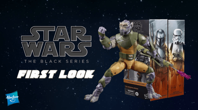 Black Series | New Packaging AND FIGURE REVEALED! *UPDATED*