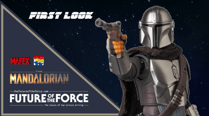 MAFEX | First Look At The Mandalorian & The Child