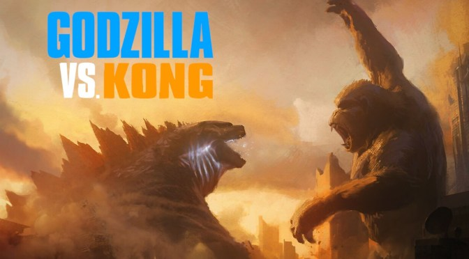 New Promo Art For Godzilla Vs. Kong Revealed