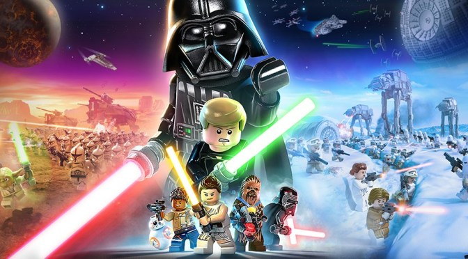TT Games Unveils LEGO Star Wars: The Skywalker Saga Key Art