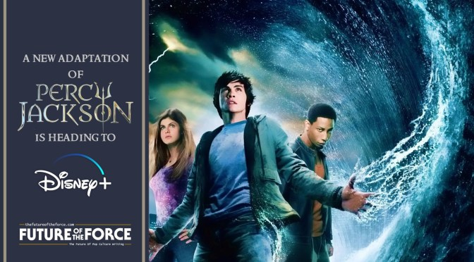An All-New Adaptation of Percy Jackson is Heading to Disney+