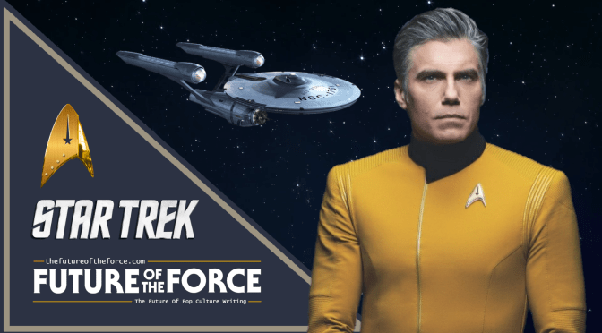 Star Trek: Strange New Worlds TV Show Announced