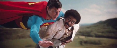 Superman III - Superman and Gus Gorman