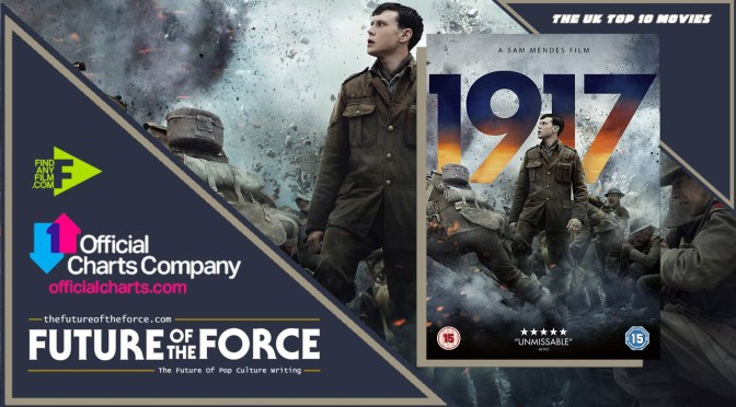 The Official Film Chart | The UK Top Ten (13th May)