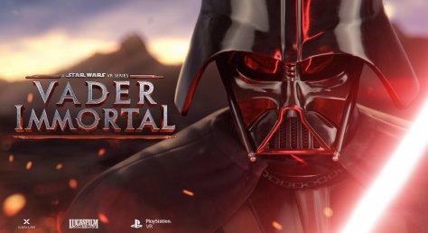 Vader Immortal Playstation VR Summer 2020