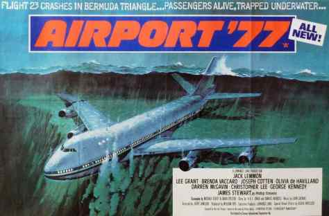 Airport 1977 Poster