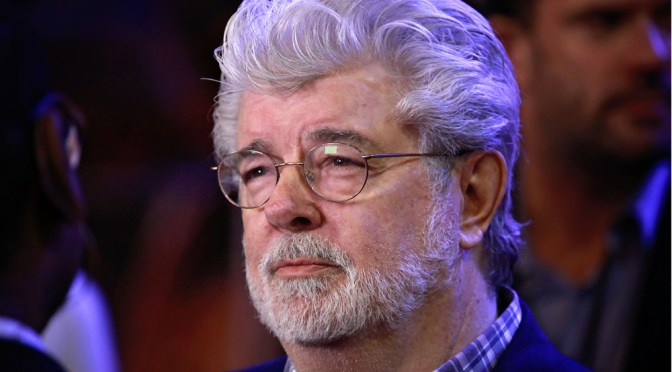 Happy Birthday George Lucas