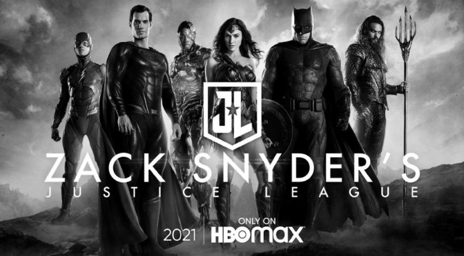 Zack Snyder's Justice League is Coming to HBO Max in 2021