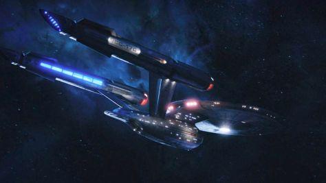 USS Enterprise Star Trek Discovery