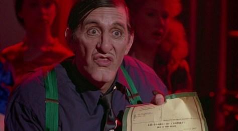 Al Pacino as Big Boy Caprice - Dick Tracy