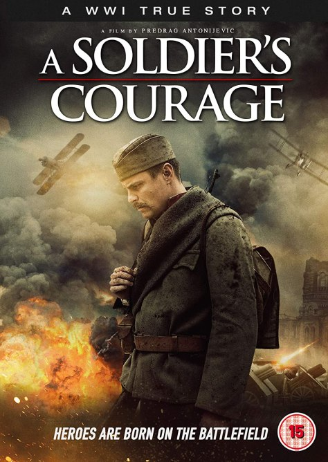 A Soldier's Courage DVD Cover
